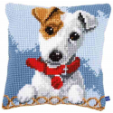 Cross-Stitch Pillows