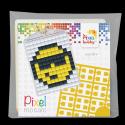Pixel medaillon