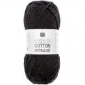 Fashion Cotton Metalisé