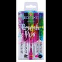 Ecoline verf - brushpennen - toebehoren
