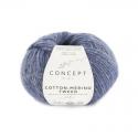 Cotton-Merino Tweed