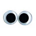 Augen – Nazen – Puppen materialien