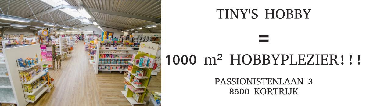 Tiny's Hobby 1000m²