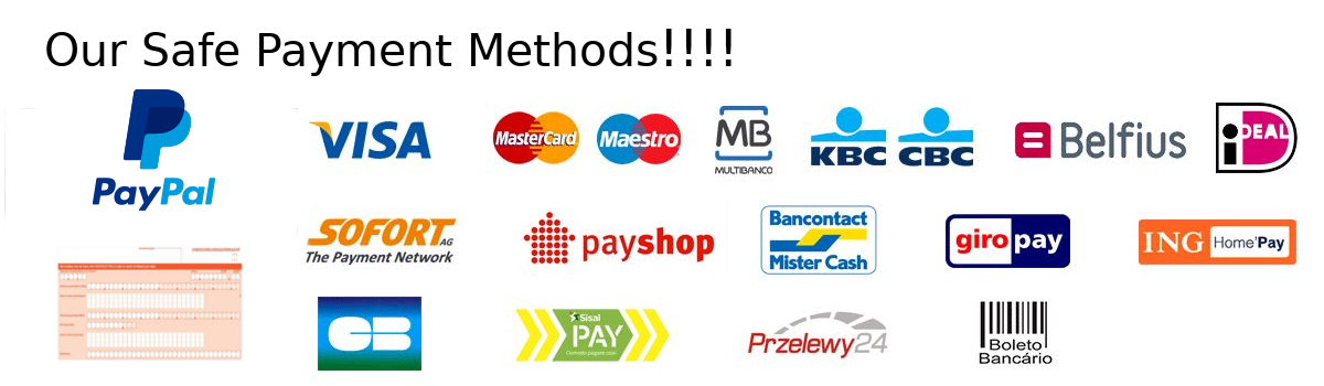 Safe Payment Methods